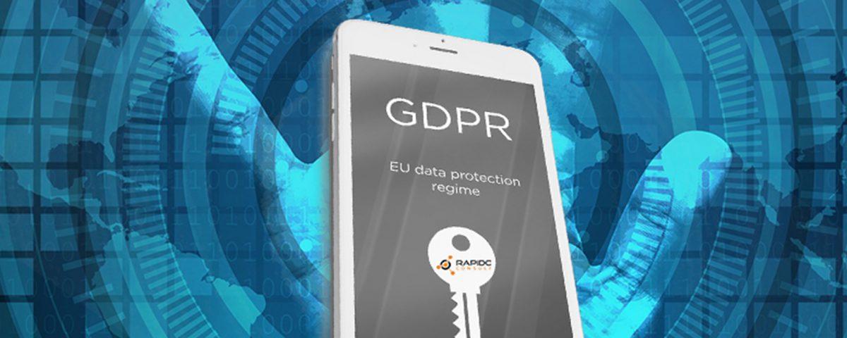 Rapido Consult skriver om GDPR