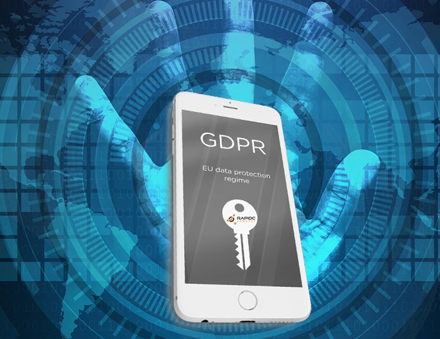 Kort om Databeskyttelsesforordningen